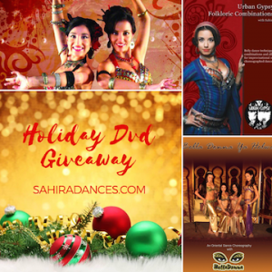 Holiday DVD Giveaway